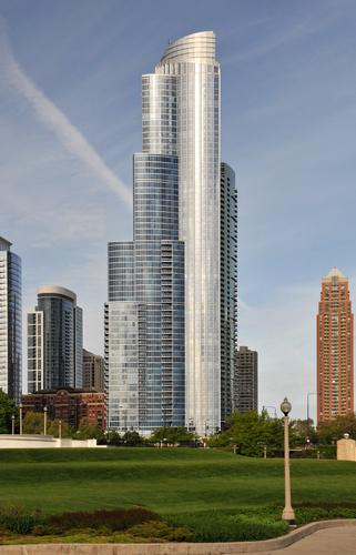 Unidentified Chicago Skyscraper!
