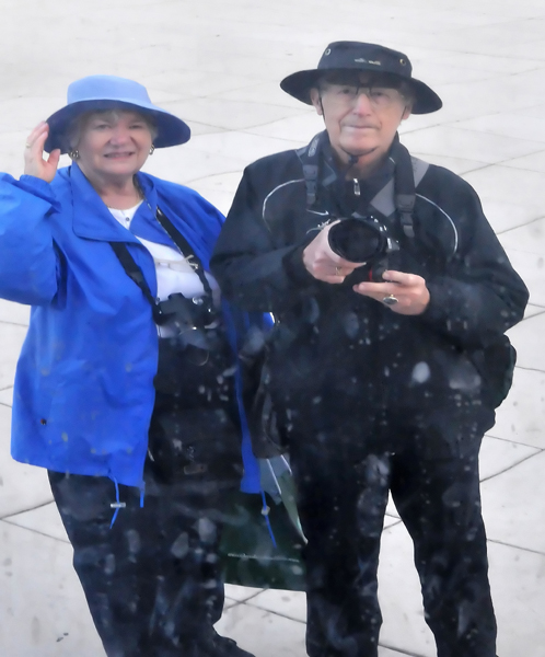 Reflection: Ann and Bernie