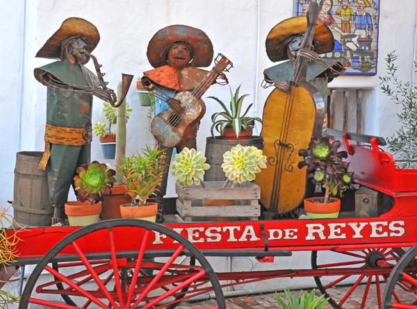 Fiesta de Reyes Area