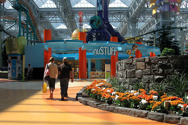 Nickelodeon Universe at the Mall of America  ~  April 21