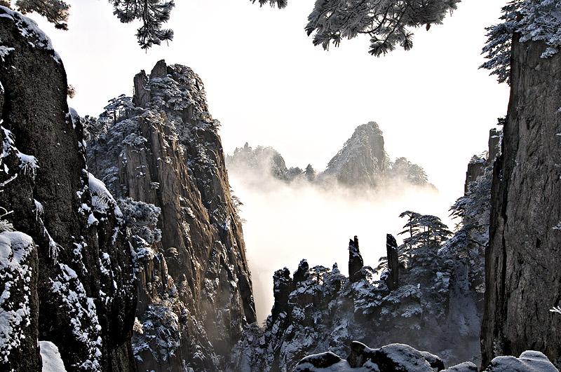 Huangshan (Yellow Mountain) VIII