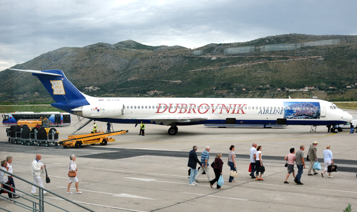 Dubrovnik Airlines, History now!