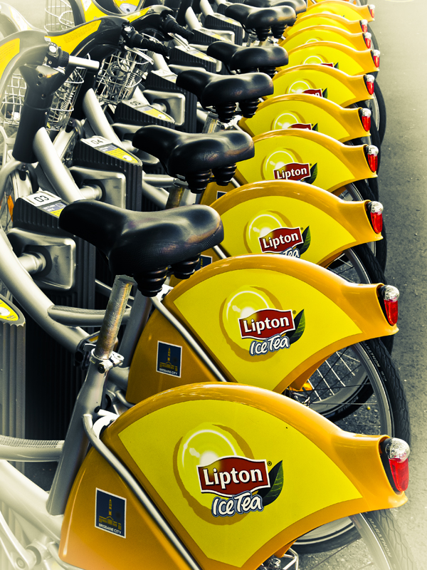 Council Bikes