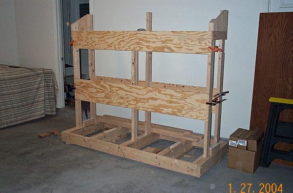 08 rack completion
