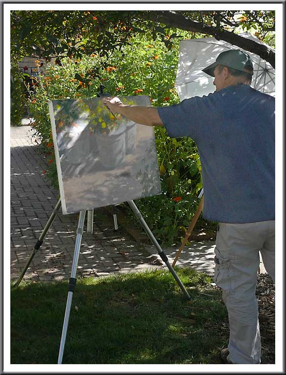 September 13 - A Painter