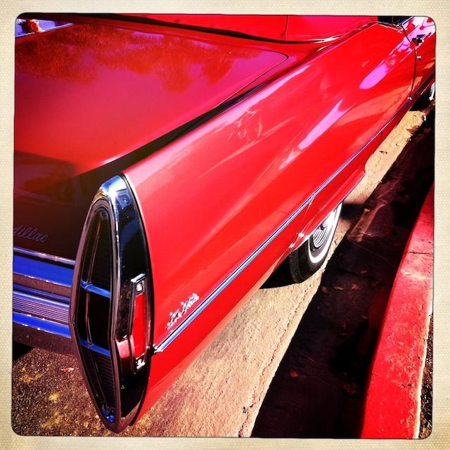 1966 Caddy
