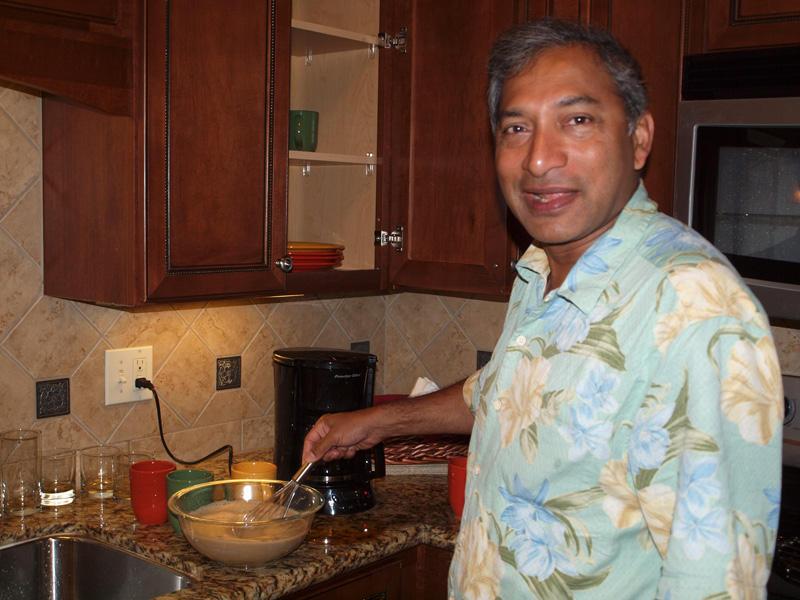 Expert Madras coffee maker