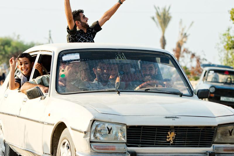 Joyful - Gaza