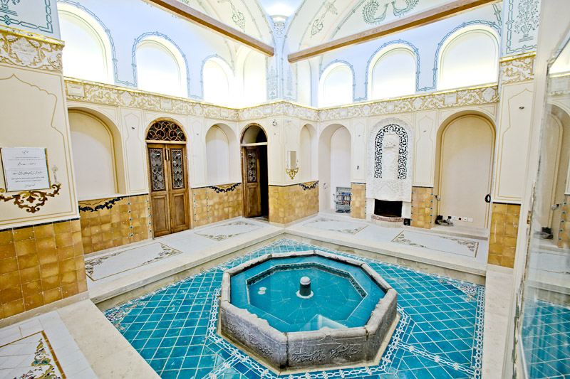 Traditional home - Esfahan