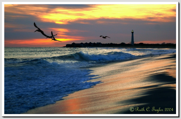 Sunset Beach, Cape May, NJ