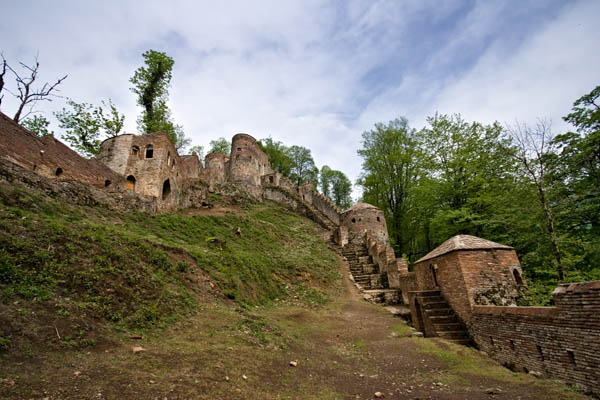 Roodkhan Fortress