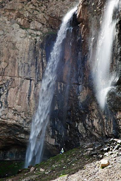 Khor Waterfall