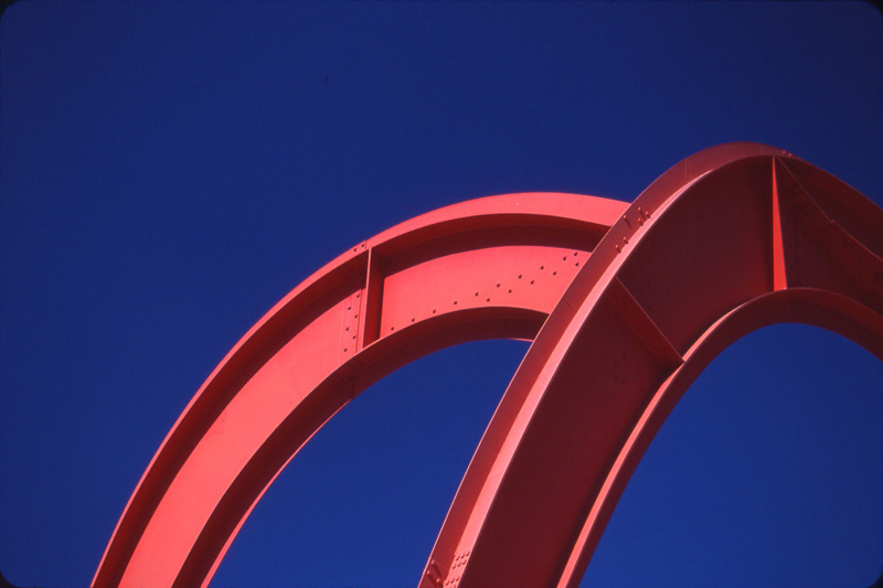 red arches