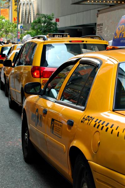 Taxi Traffic