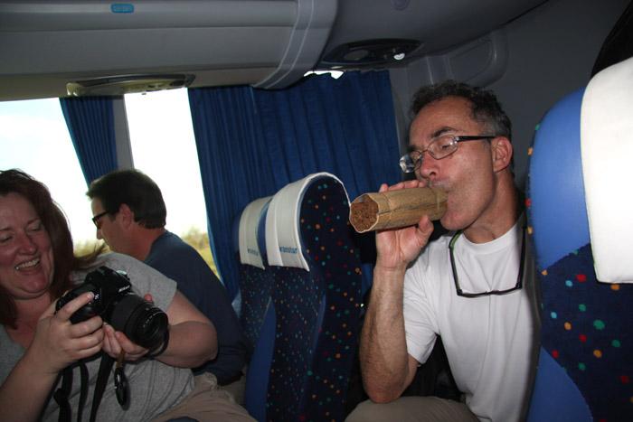 Gary likes Cigars