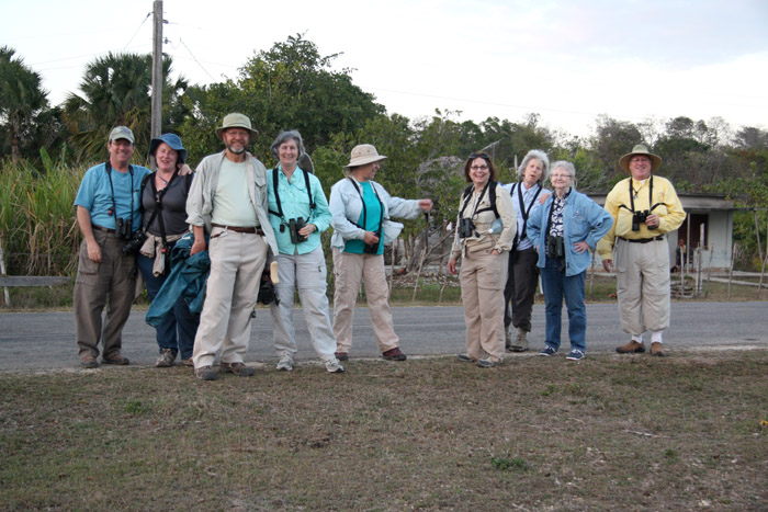 Group assembles