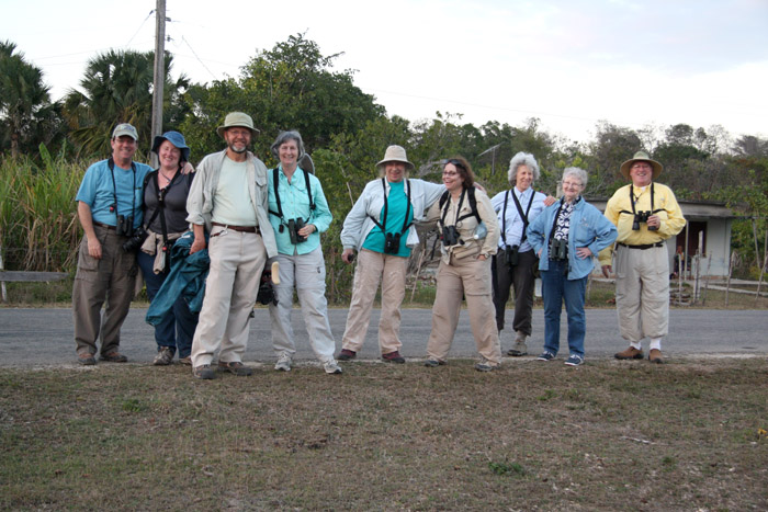 Group as we await Fernandinas Flicker