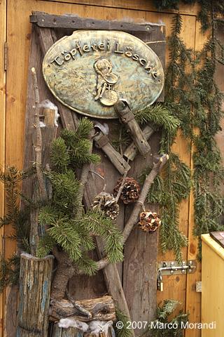 Details - a door