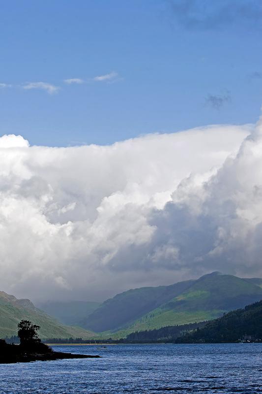 Argyll View!