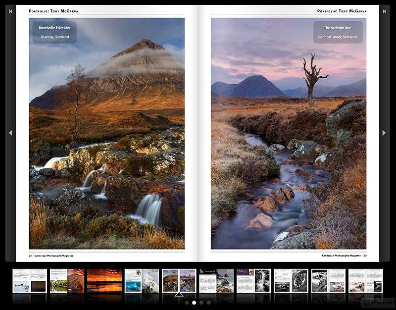 Landscape Photography Magazine 4th Edition