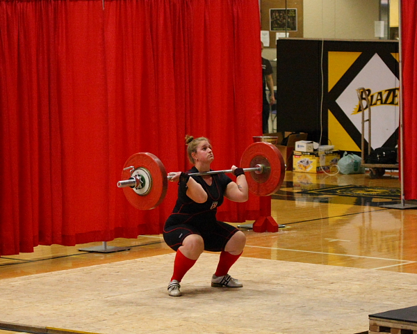 Kate Clean & Jerk