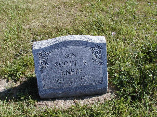 Knepp, Scott Section 6 Row 11