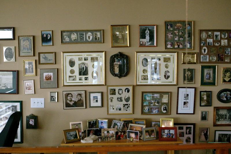 My sisters Wall of memories.jpg