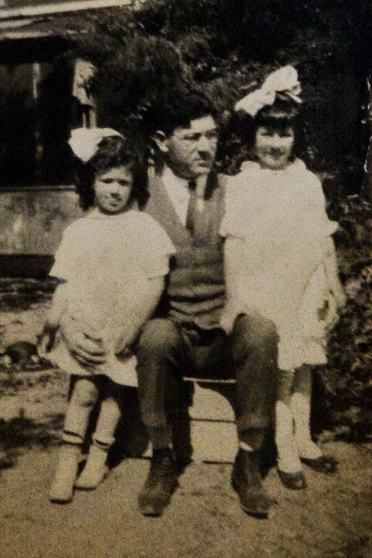 W-Poppy Henry with my mom Florence and my aunt Sylvia in the 1910s