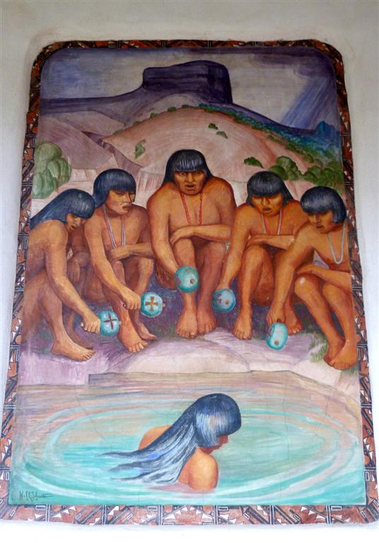 940 The voice of water, 1934, Will Shuster, NM Museum of Art.jpg