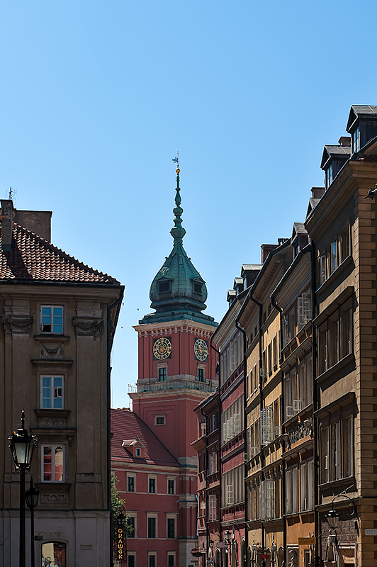 Old Town And Royal Castle