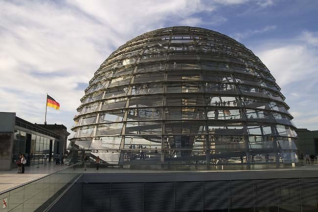 Cupola - German Parliament