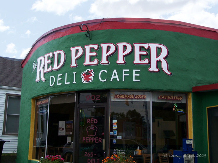 A Community Favorite for Tasty Sandwiches, Salads, Soups.