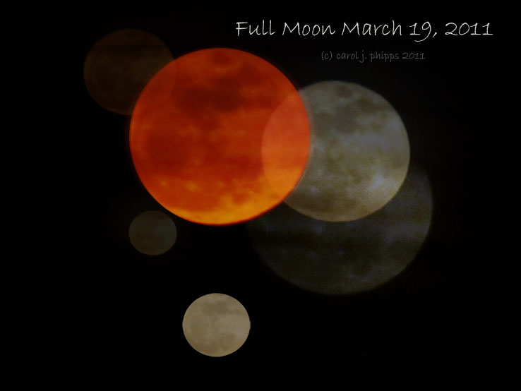 March 19, 2011 Full Moon