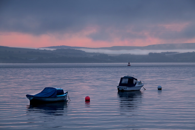 Early October Morning, Port Glasgow