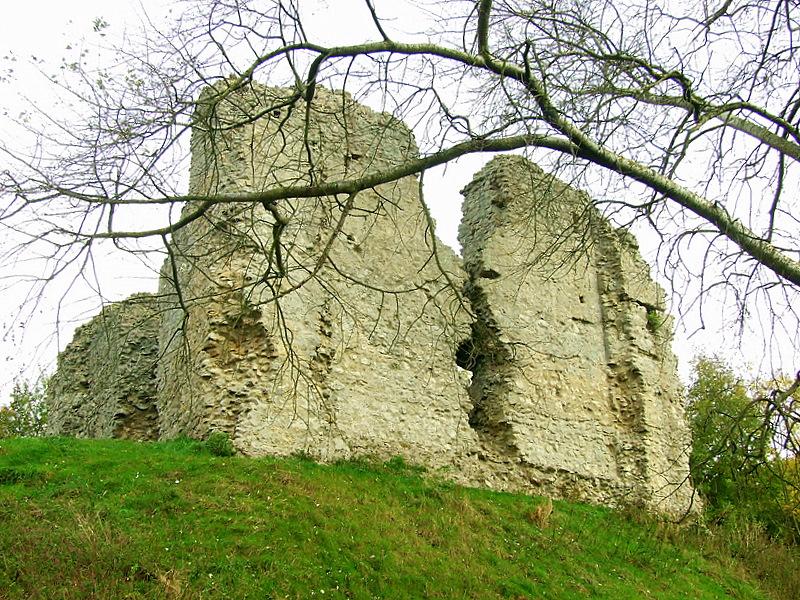 Sutton Valence castle /1