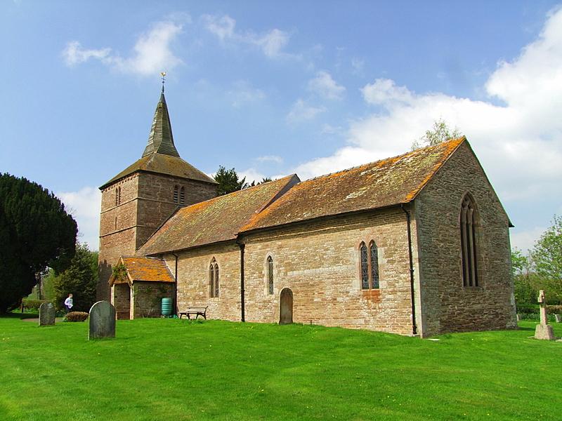 St.Michaels church,Edwyn Ralph.