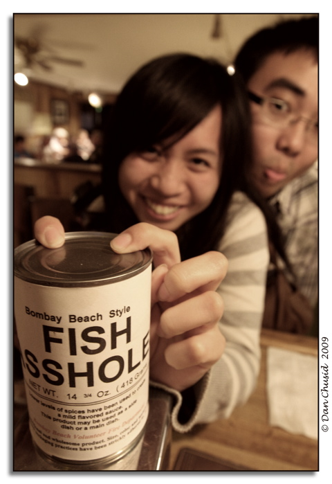 Fish Assholes