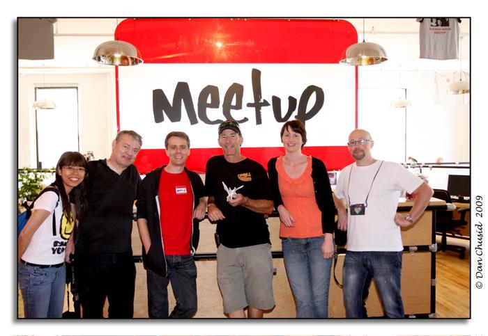 Meetup Headquarters NYC