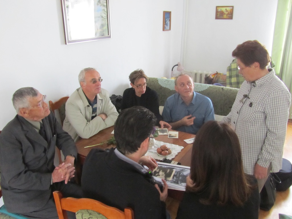 getting additional details of the pre-war and wartime history