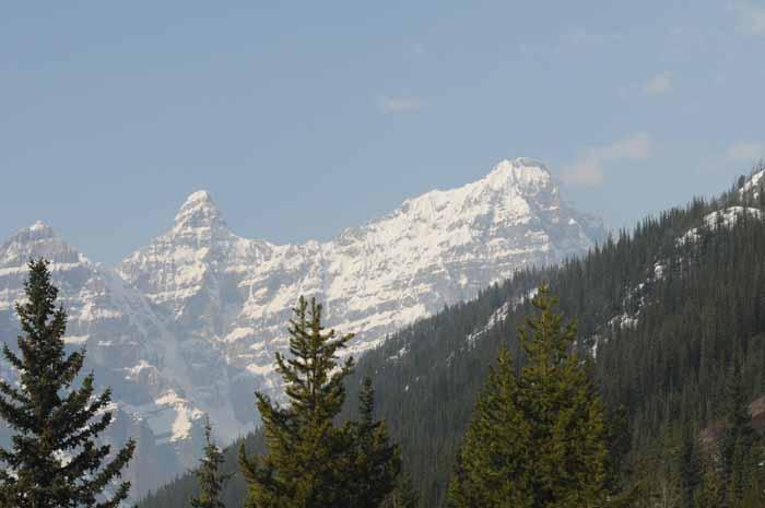 Banff & Jasper, 2011