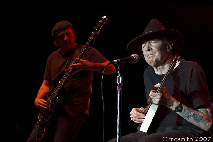 Scott Spray - Johnny Winter