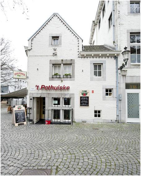café t Pothuiske aan het Bat