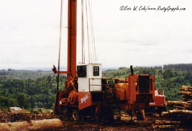 Berger T-23 at Bruner Logging