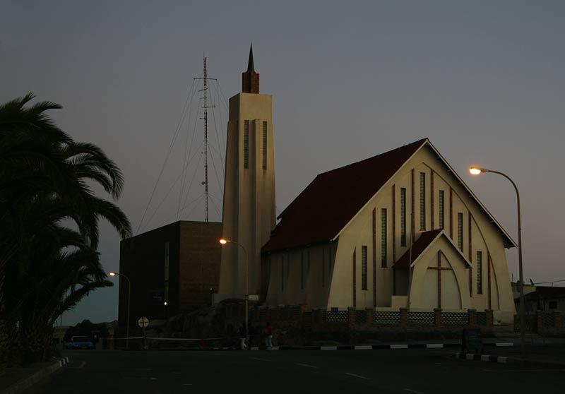 Luederitz,Namibia