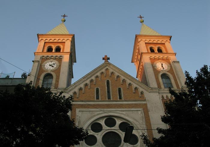 Kirche St. Anton
