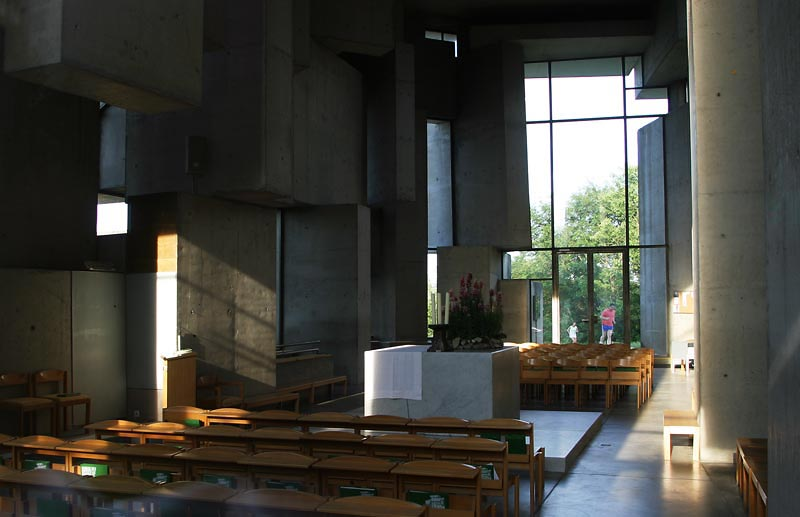 Wotruba - Kirche