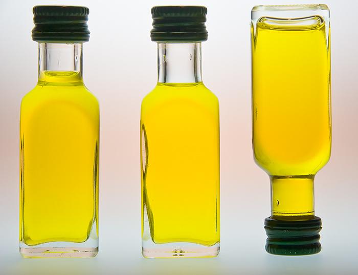 Disturbed Olive Oil