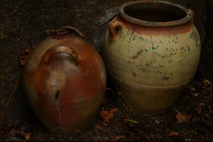 Antic Pots
