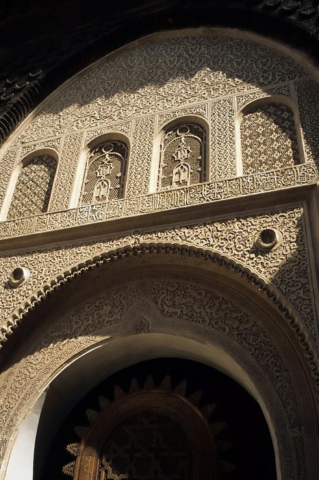 Medresa Ben Youssef, Marrakech