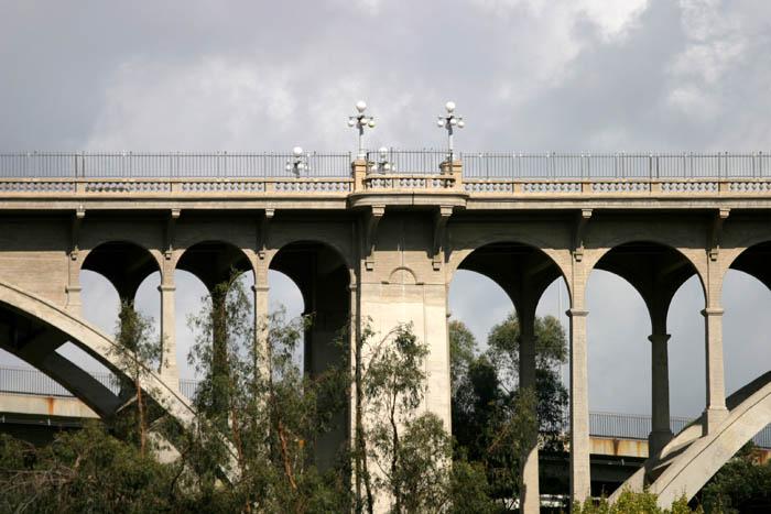 Colorado St Bridge Pasadena.